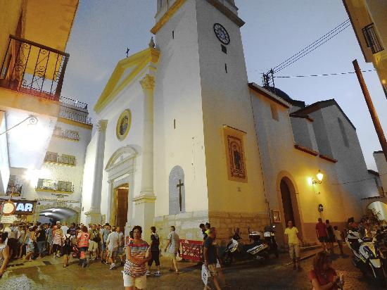 Iglesia de San Jaime y Santa Ana: iglesia san jaime santa ana