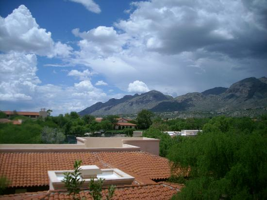 Westin La Paloma Resort and Spa: Balcony view