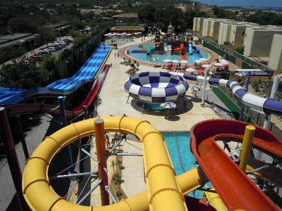 Sant Josep de Sa Talaia, Spain: AquaGames