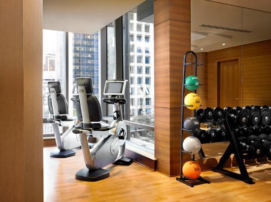 Shangri-La Hotel, Vancouver: Fitness Center