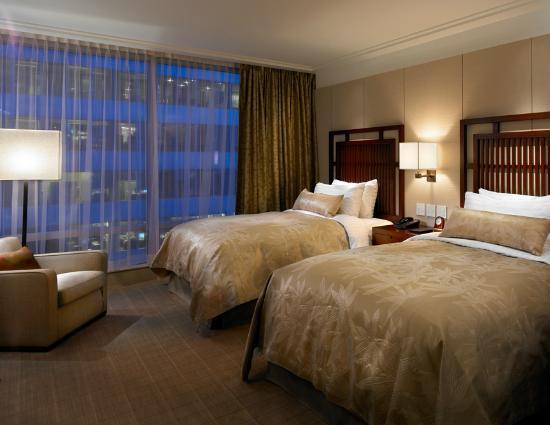 Shangri-La Hotel, Vancouver: Superior Twin Room