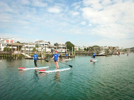 Foto de Cape Fear Paddleboarding