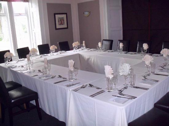 Best Western Dryfesdale Country House Hotel: Glenfarclas Lounge