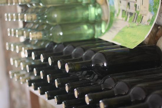 Le Mandrie di Ripalta: Wine