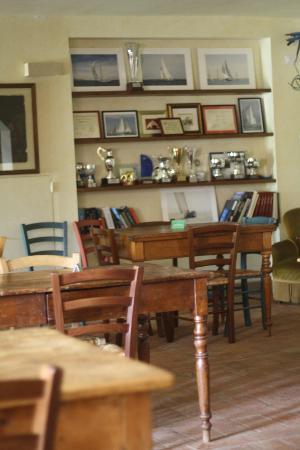 Le Mandrie di Ripalta: Restaurant