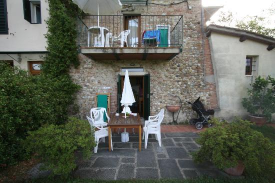 Le Mandrie di Ripalta: Pino Apartment