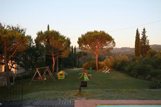Le Mandrie di Ripalta: Playground