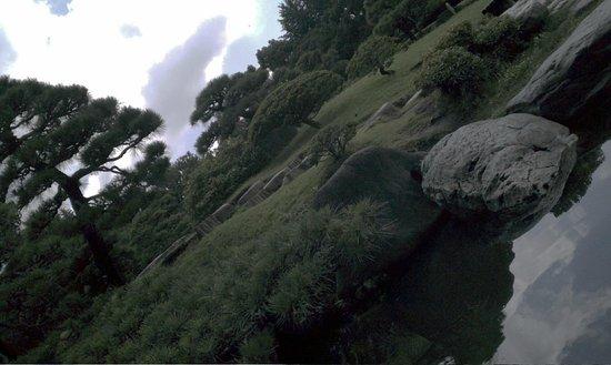 Kiyosumi Teien: 泉水