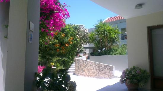 Casa Maria Apartments: close to the hotel reception