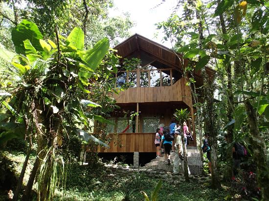 Casa Divina Lodge: One of the private cabins