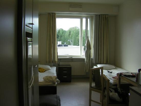 Hostel Academica: i letti
