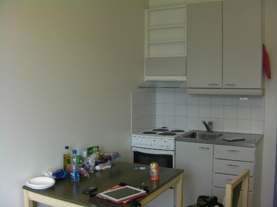 Hostel Domus Academica: Angolo cottura