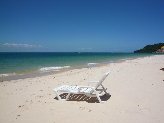 Halai Pousada e Restaurante : praia halai beach
