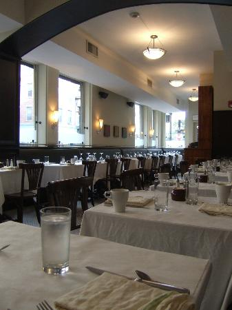 Beacon Hill Bistro: Lovely French feel to the bistro