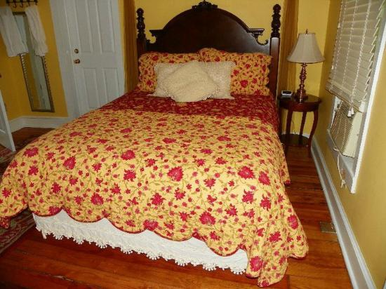 Gettystown Inn Bed & Breakfast: The sleeping area