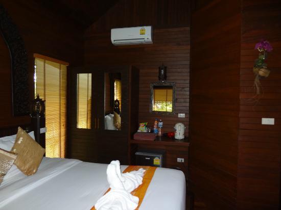 Baan Habeebee Resort : Chambre bungalow De Luxe