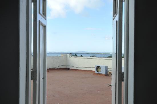 Hotel Horizontes Pullman: terrace