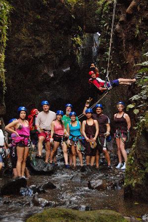 La Roca Canyoneering Adventure