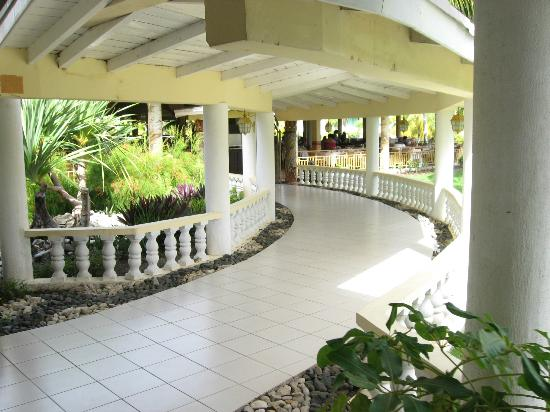 Hotel Playa Costa Verde: Entre le lobby et le buffet