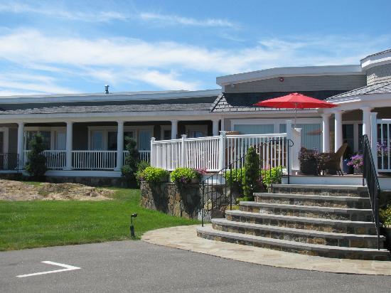Gloucester Inn by the Sea: Main entrance