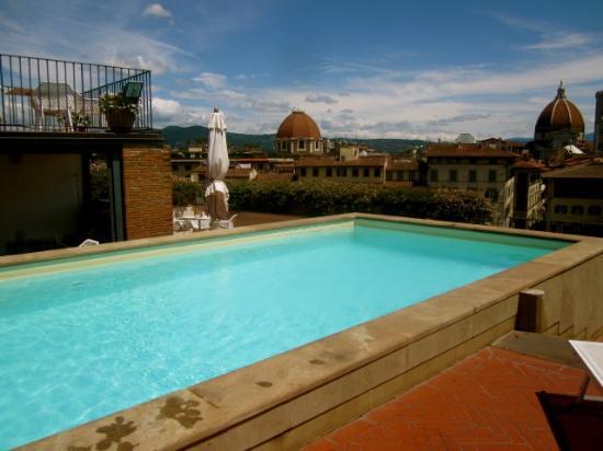 Grand Hotel Minerva: Great Views