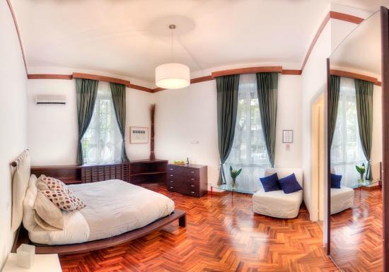 Monteverde Guesthouse: Cream Room