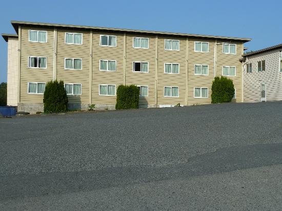 Haida Way Motor Inn von außen