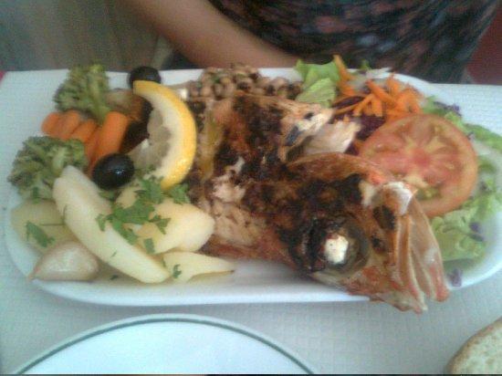 Restaurante Nacional: My favourite fish: Bocanegra