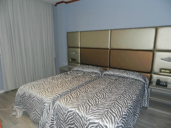 Hotel Benetusser: camera doppia (letti separati)