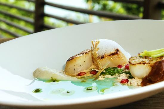 Dining on the Rocks: New Menu to be Launch (Scallop in the Beach)