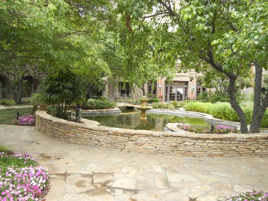 The Langham Huntington, Pasadena, Los Angeles: Courtyard