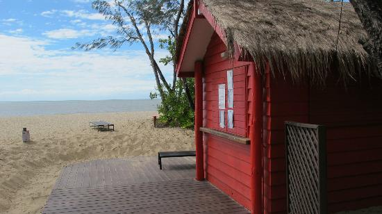 Kewarra Beach Resort & Spa: Beach Shack