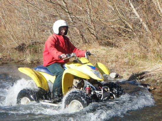 Hanmer Springs Attractions: Fun on four wheels!