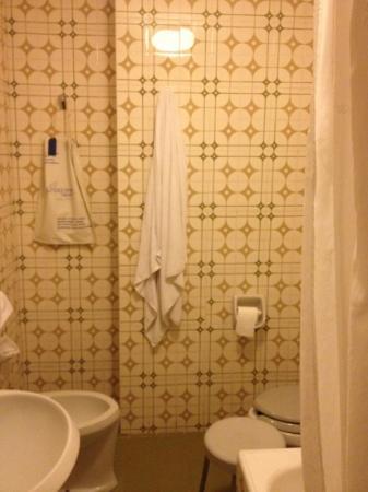Hotel Terme Alexander : bagno