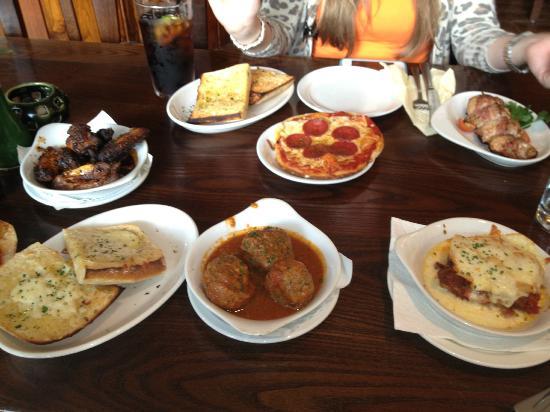 Pesto Bar & Restaurant: Nice food