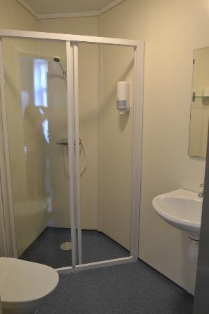 Sjoglott Hotel : il bagno
