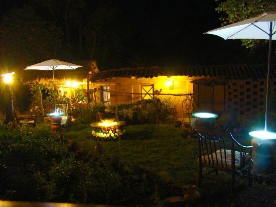 Las Chullpas Eco Lodge: Hotelgelände