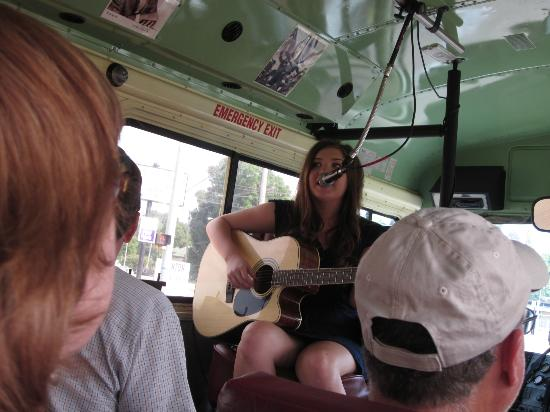 Backbeat Tours: The amazing Kathryn, singing all things Memphis!