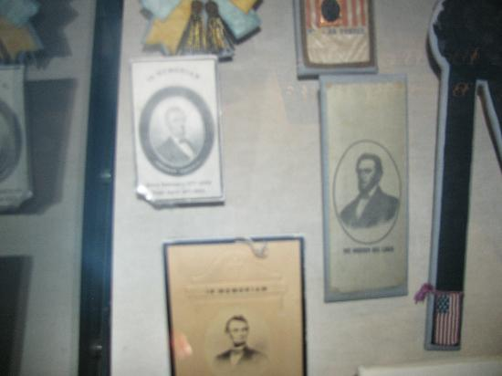 Petersen Boarding House: More posters about Lincoln's death