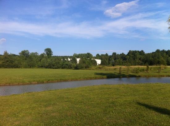 Days Inn Shelburne/burlington: backyard