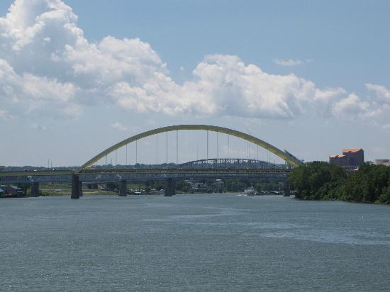 the big mac bridge picture of bb riverboats newport tripadvisor