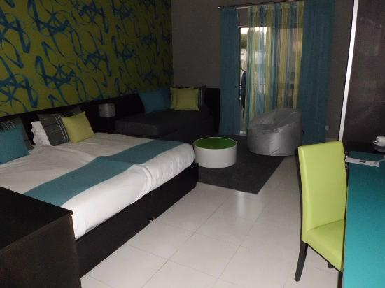 Argento Hotel : Camera 109: pulita, spaziosa e accogliente
