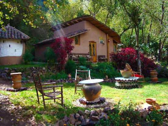 Las Chullpas Eco Lodge: Comedor