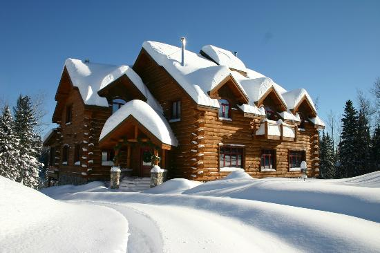Baptism River Inn Bed and Breakfast: Ski and snowshoe in the winter