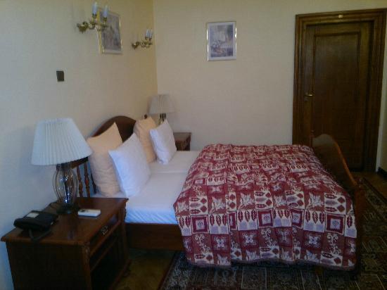 Aurus: suite D - letto
