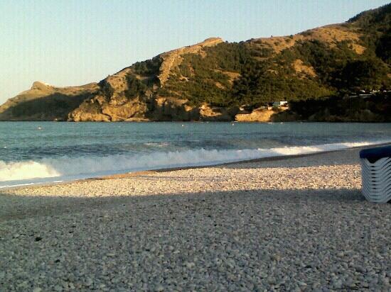 Rober palas: la playa
