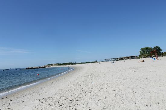 Ocean Beach Park Sand