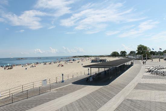 Ocean Beach Park View From Bar Upstairs