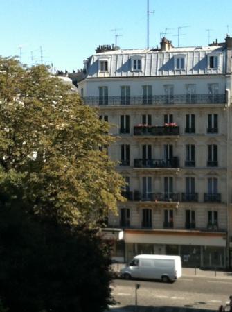 Hotel Williams Opera: di fronte solo tipici palazzi parigini!