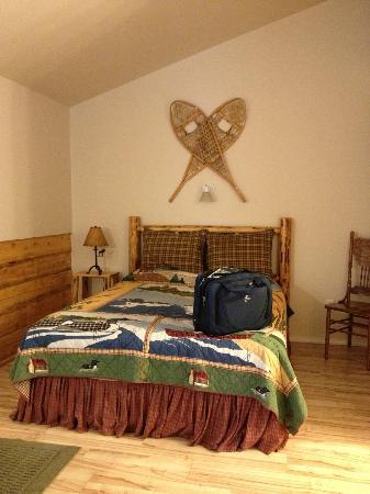 Denali Fireside Cabins & Suites: 2nd bed